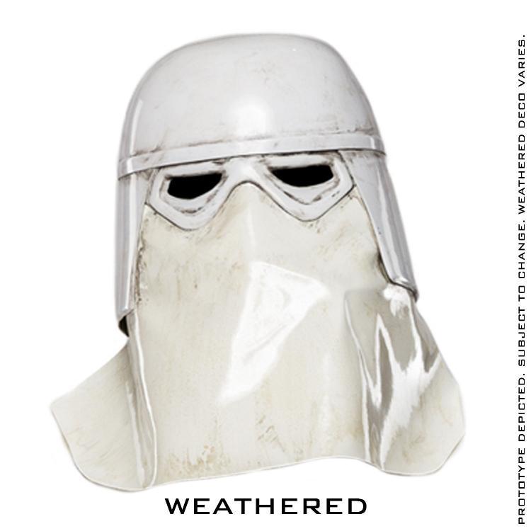 ANOVOS STAR WARS - Imperial Snowtrooper Helmet Snowtr12