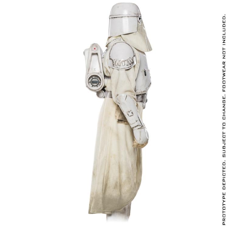 ANOVOS STAR WARS - Imperial Snowtrooper Ensemble.  Snowtr14