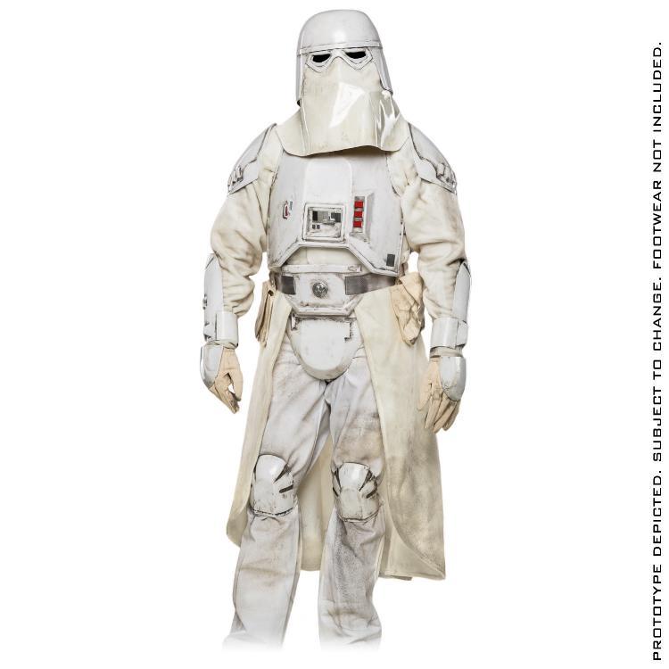 ANOVOS STAR WARS - Imperial Snowtrooper Ensemble.  Snowtr15