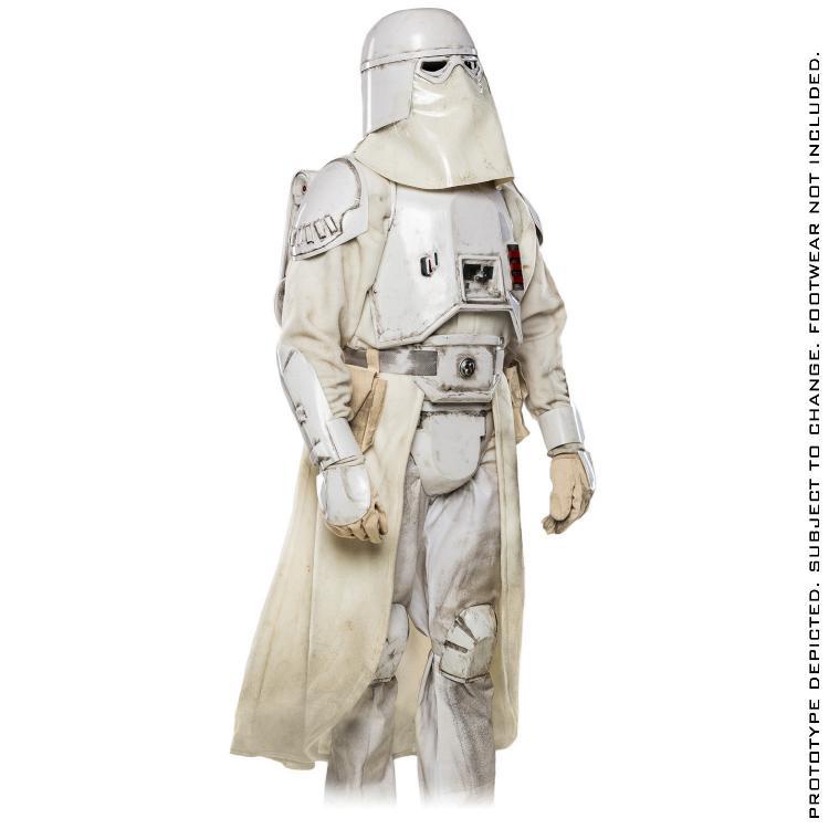 ANOVOS STAR WARS - Imperial Snowtrooper Ensemble.  Snowtr16