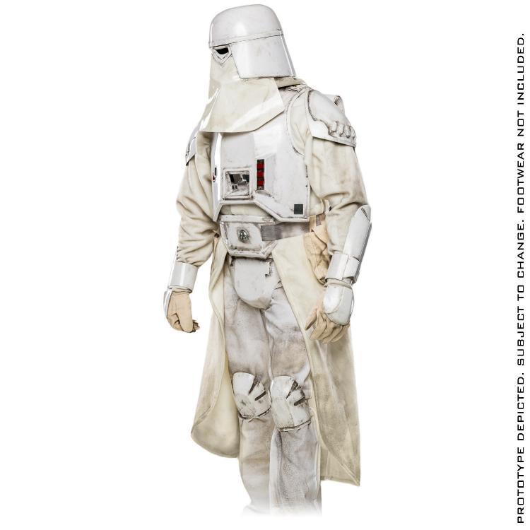 ANOVOS STAR WARS - Imperial Snowtrooper Ensemble.  Snowtr17