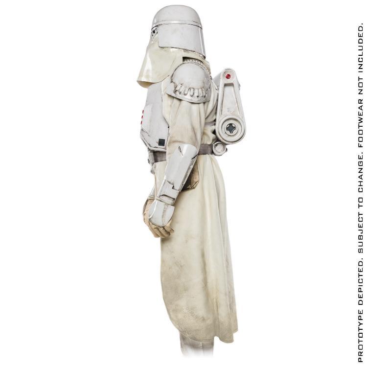 ANOVOS STAR WARS - Imperial Snowtrooper Ensemble.  Snowtr18