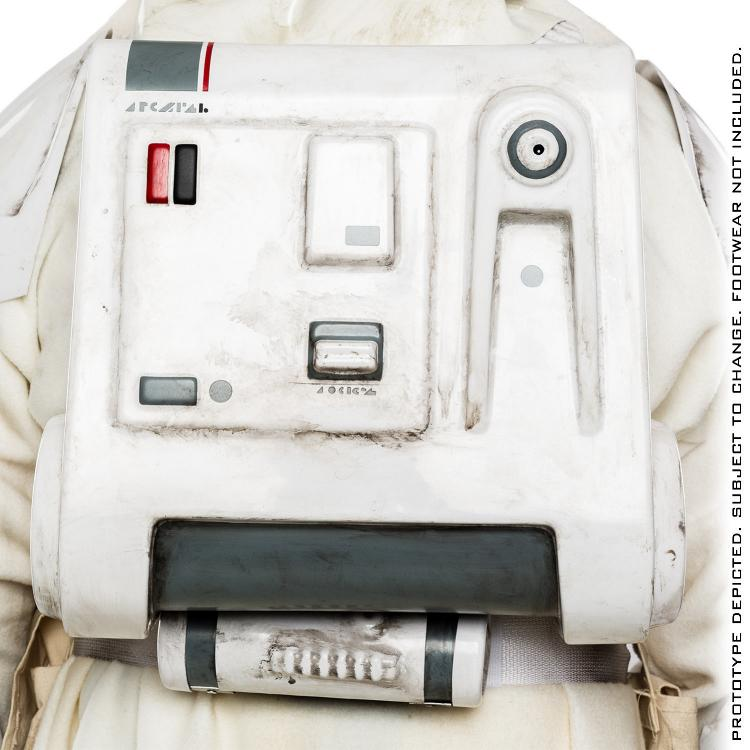 ANOVOS STAR WARS - Imperial Snowtrooper Ensemble.  Snowtr23