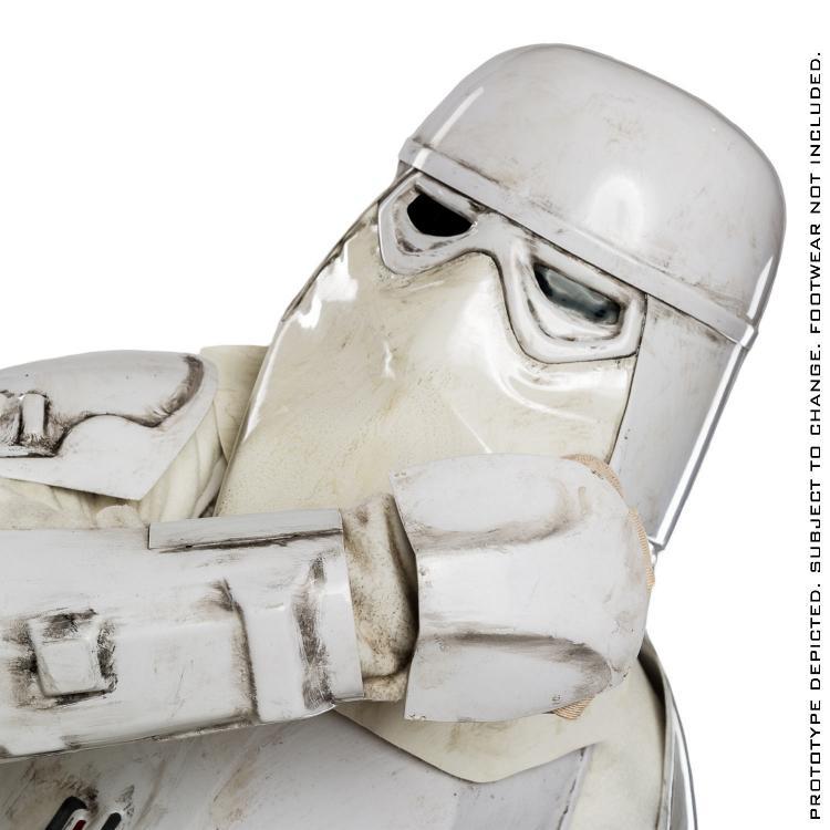 ANOVOS STAR WARS - Imperial Snowtrooper Ensemble.  Snowtr24