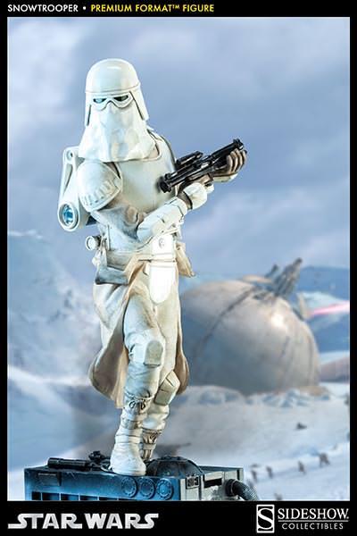 Sideshow Collectibles - Snowtrooper Premium Format Figure Snowtr28