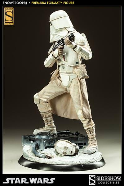 Sideshow Collectibles - Snowtrooper Premium Format Figure Snowtr29