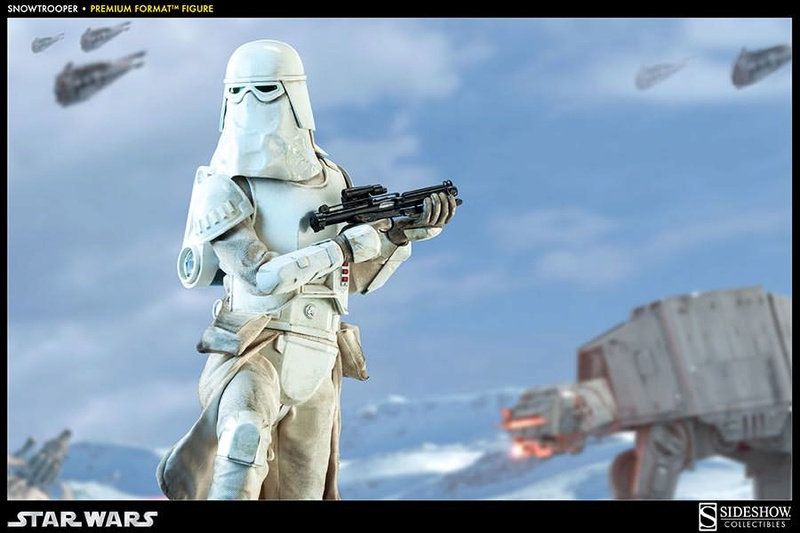 Sideshow Collectibles - Snowtrooper Premium Format Figure Snowtr31