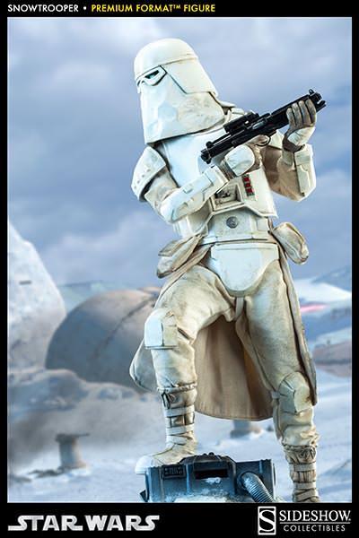 Sideshow Collectibles - Snowtrooper Premium Format Figure Snowtr34