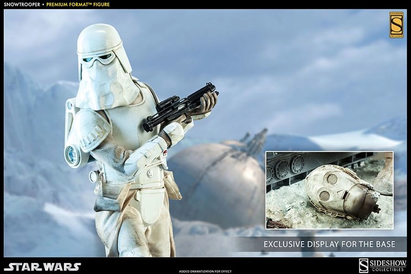 Sideshow Collectibles - Snowtrooper Premium Format Figure Snowtr35