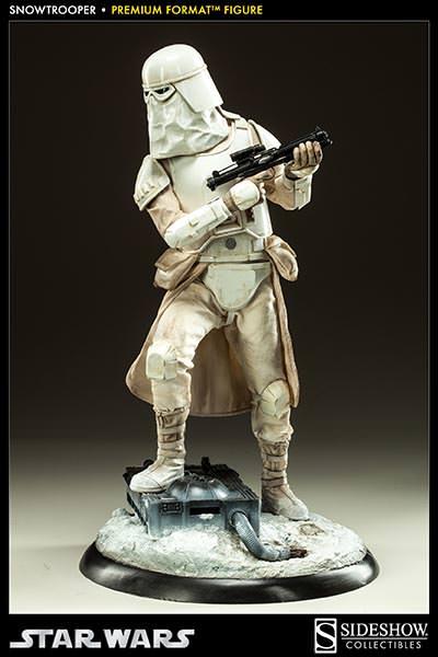 Sideshow Collectibles - Snowtrooper Premium Format Figure Snowtr36