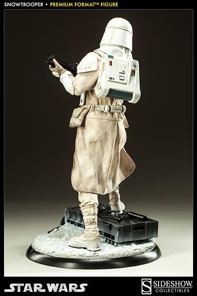 Sideshow Collectibles - Snowtrooper Premium Format Figure Snowtr39