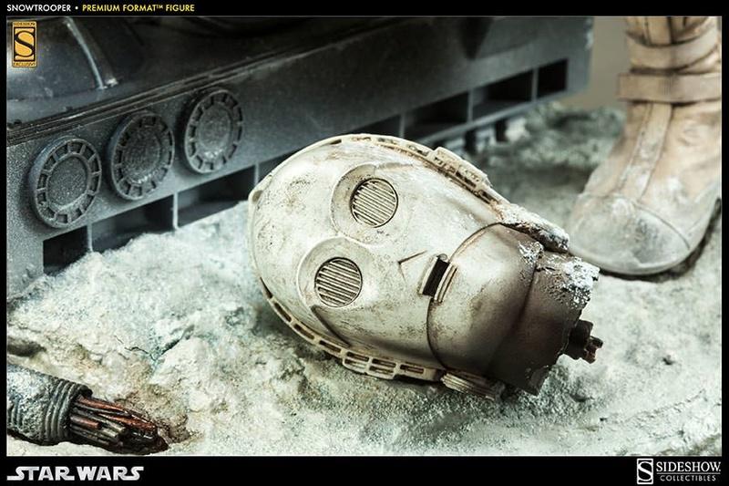 Sideshow Collectibles - Snowtrooper Premium Format Figure Snowtr40