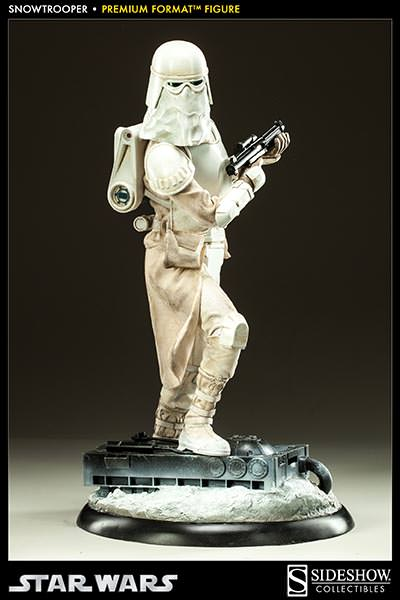 Sideshow Collectibles - Snowtrooper Premium Format Figure Snowtr41