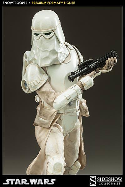 Sideshow Collectibles - Snowtrooper Premium Format Figure Snowtr42