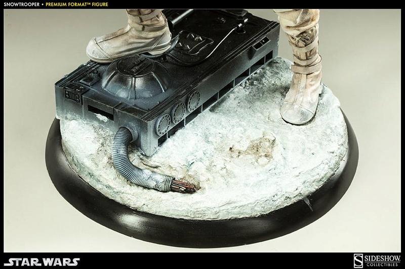 Sideshow Collectibles - Snowtrooper Premium Format Figure Snowtr44