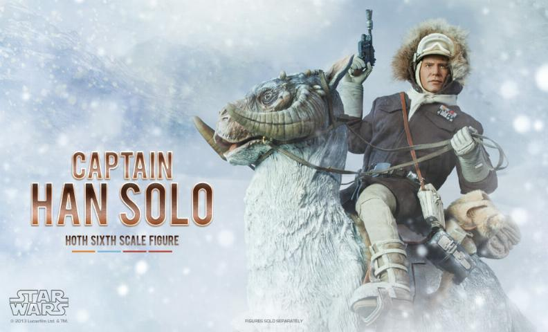 Sideshow Collectible - Luke, Han & Tauntaun Hoth Planet Soloho12