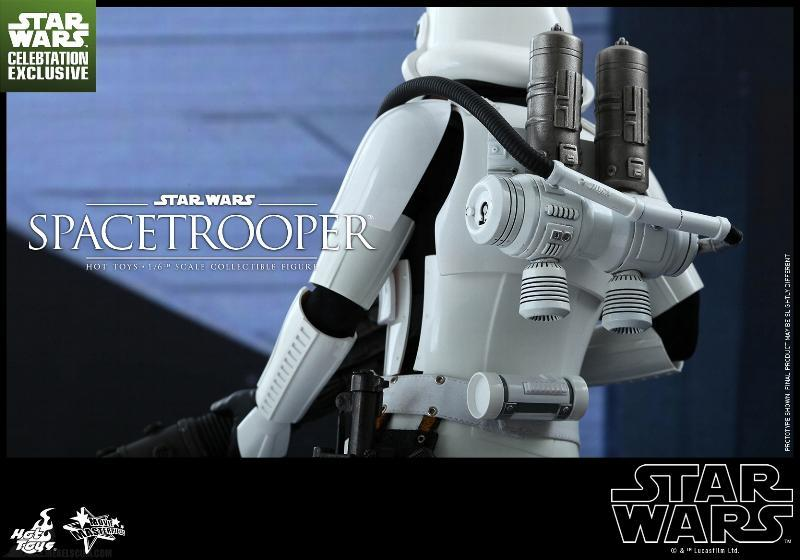 Hot Toys Star Wars: Episode IV ANH 1/6th Scale Spacetrooper Spacet12