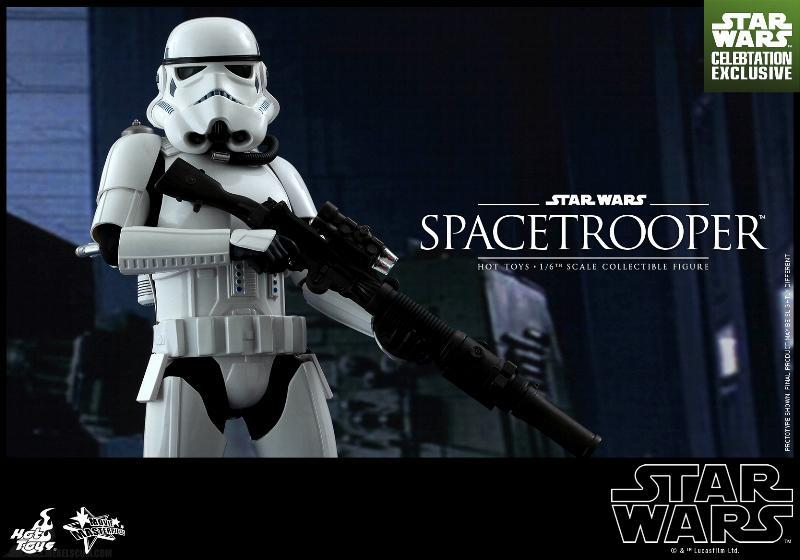 Hot Toys Star Wars: Episode IV ANH 1/6th Scale Spacetrooper Spacet15
