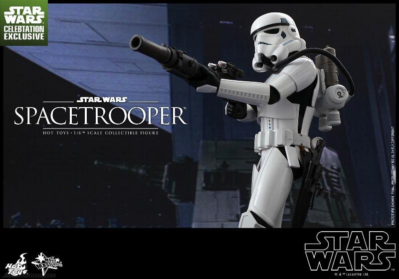 Hot Toys Star Wars: Episode IV ANH 1/6th Scale Spacetrooper Spacet17