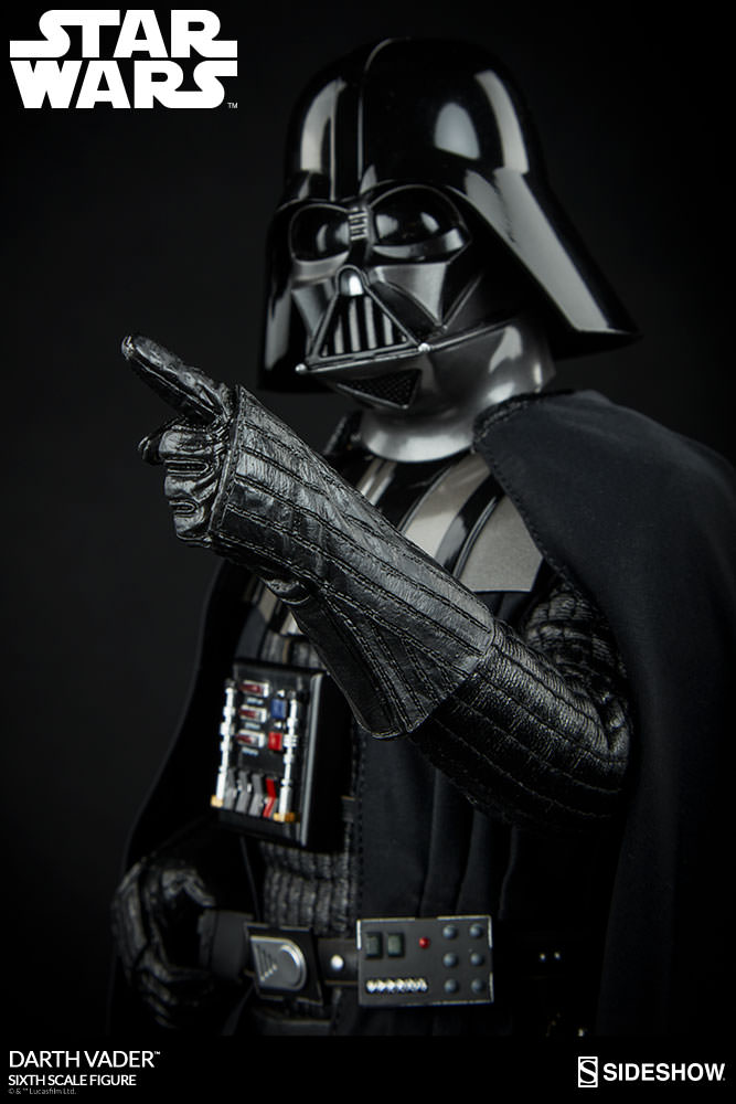Sideshow - Darth Vader Deluxe Sixth Scale Figure  Star-w13