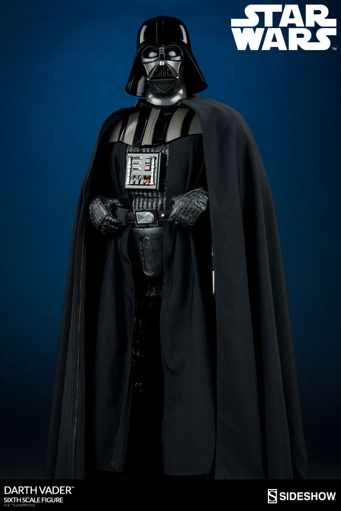 Sideshow - Darth Vader Deluxe Sixth Scale Figure  Star-w14