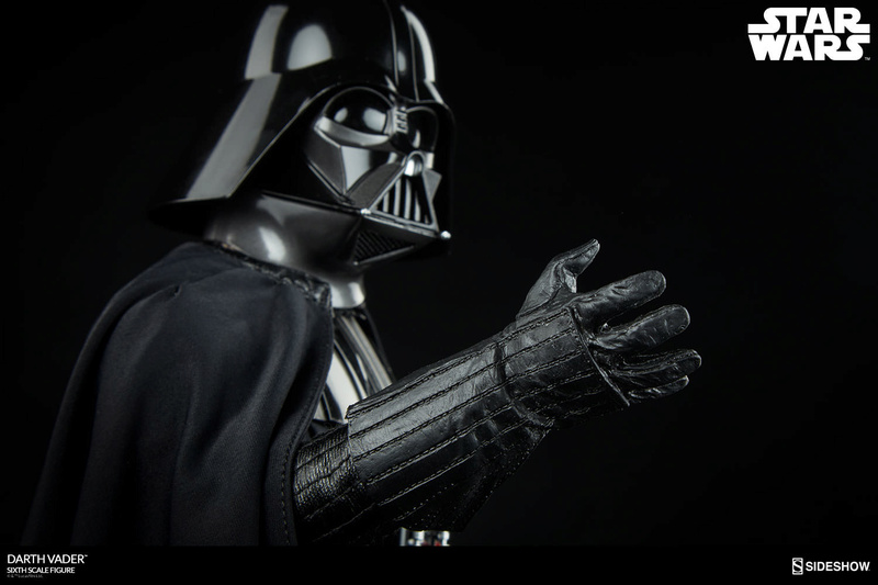 Sideshow - Darth Vader Deluxe Sixth Scale Figure  Star-w18