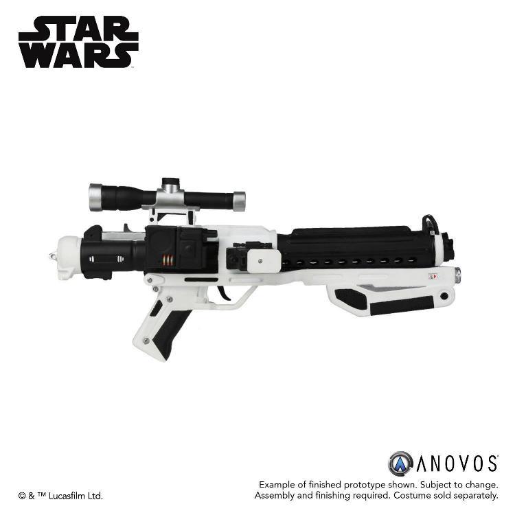 ANOVOS STAR WARS First Order F-11D Blaster Kit Star_w10