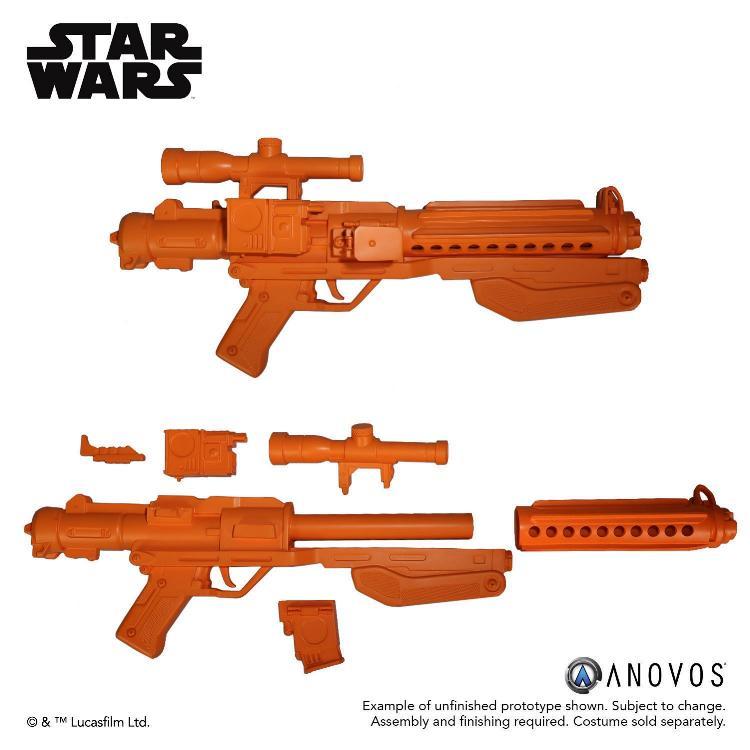 ANOVOS STAR WARS First Order F-11D Blaster Kit Star_w11