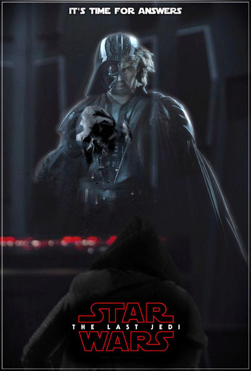 8 - Les posters de Star Wars VIII - The Last Jedi - Page 2 Star_w14