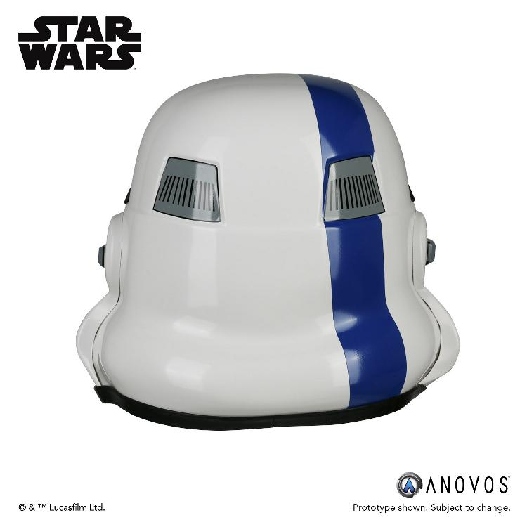 ANOVOS - Star Wars Stormtrooper Commander wearable helmet Storm_14