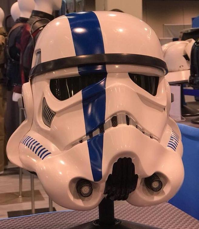 ANOVOS - Star Wars Stormtrooper Commander wearable helmet Storm_15