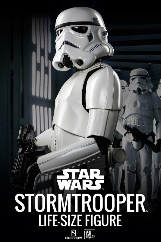 Sideshow Collectibles - Stormtrooper Life-Size Figure Storm_40