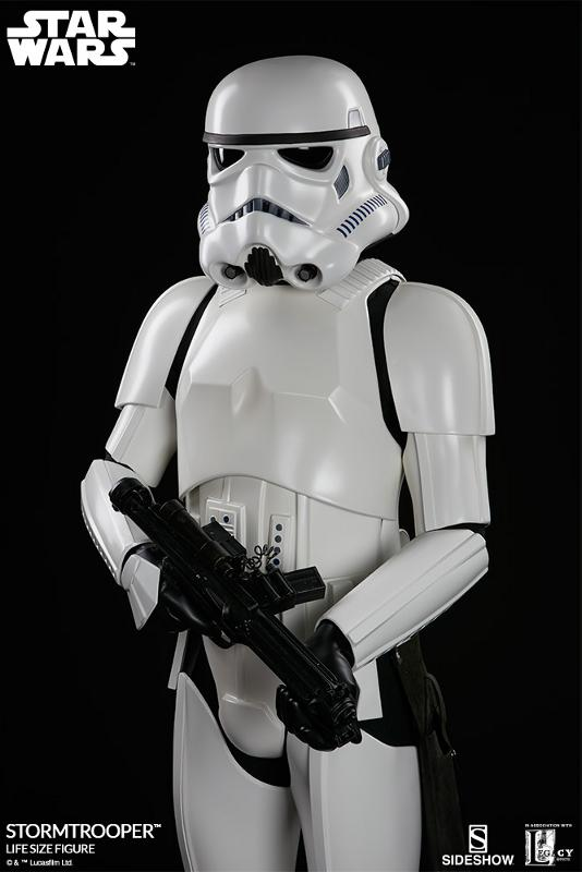 Sideshow Collectibles - Stormtrooper Life-Size Figure Storm_42