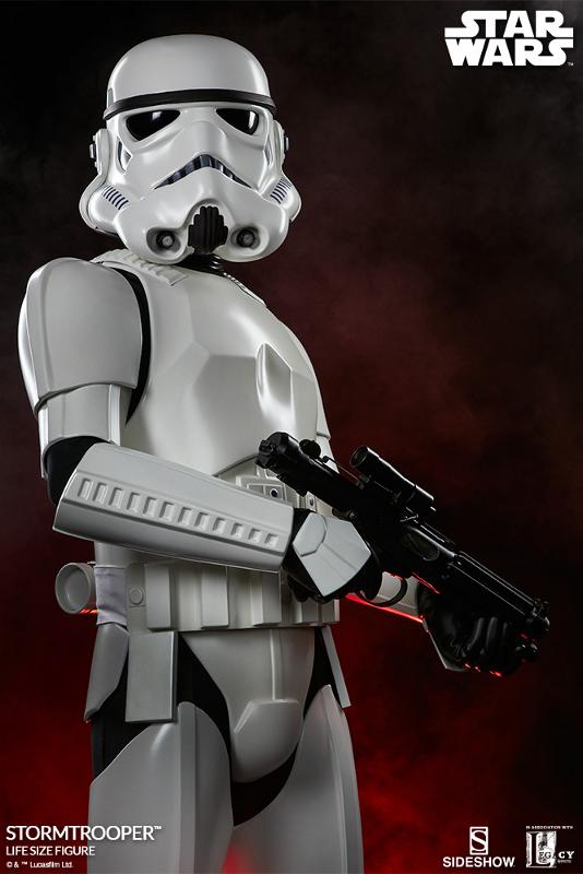 Sideshow Collectibles - Stormtrooper Life-Size Figure Storm_47