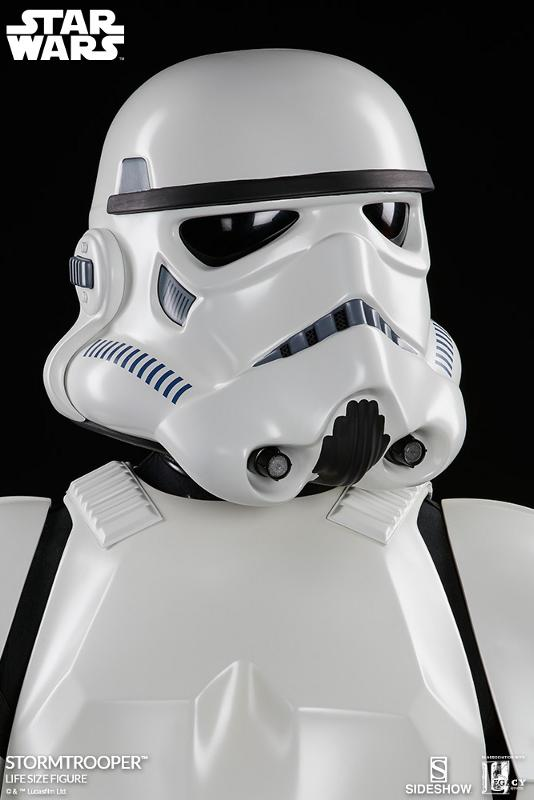 Sideshow Collectibles - Stormtrooper Life-Size Figure Storm_48