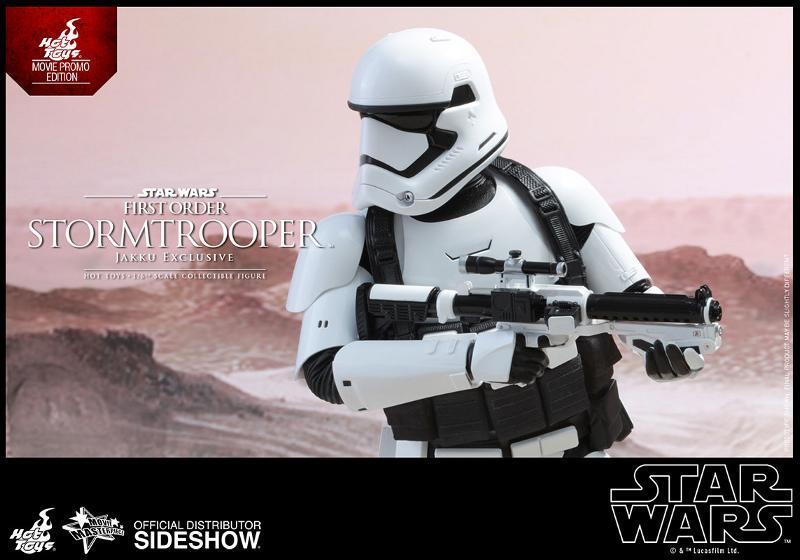 Hot Toys Star Wars First Order Stormtrooper Jakku Exclusive Stormt24
