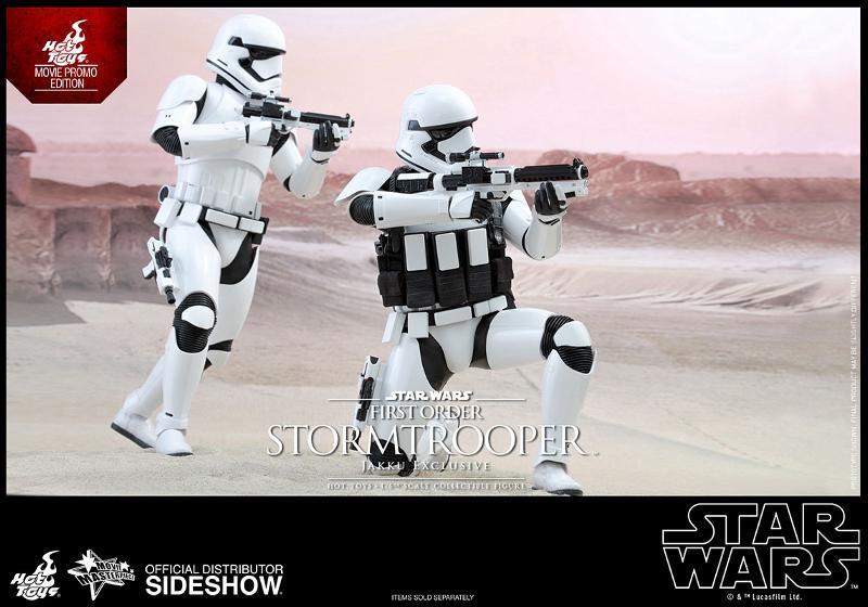 Hot Toys Star Wars First Order Stormtrooper Jakku Exclusive Stormt25