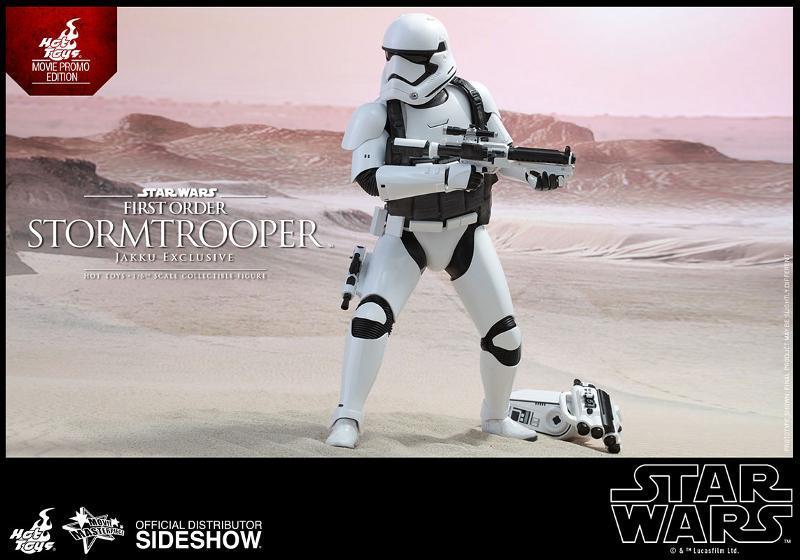 Hot Toys Star Wars First Order Stormtrooper Jakku Exclusive Stormt26