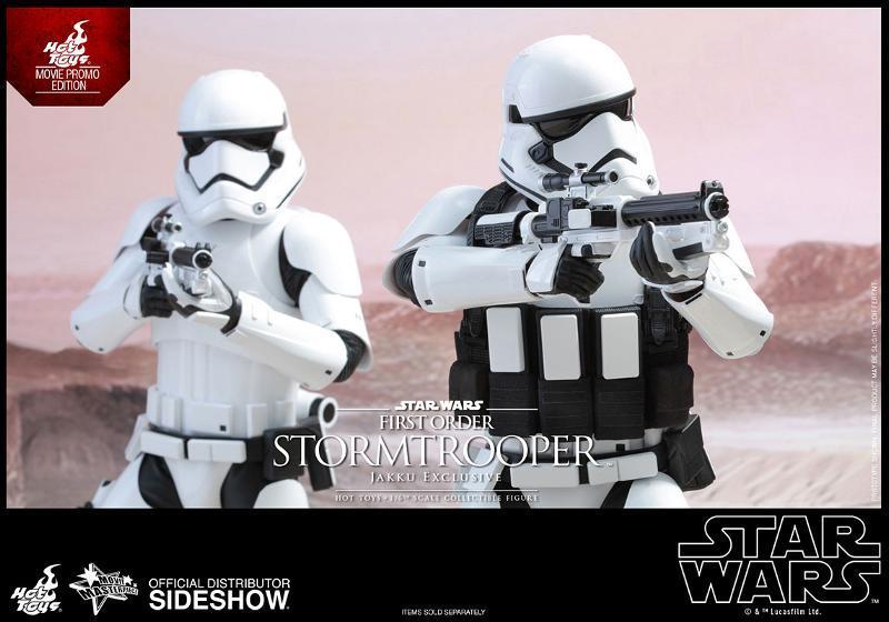 Hot Toys Star Wars First Order Stormtrooper Jakku Exclusive Stormt27
