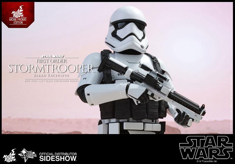 Hot Toys Star Wars First Order Stormtrooper Jakku Exclusive Stormt28