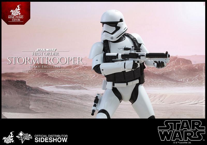 Hot Toys Star Wars First Order Stormtrooper Jakku Exclusive Stormt29