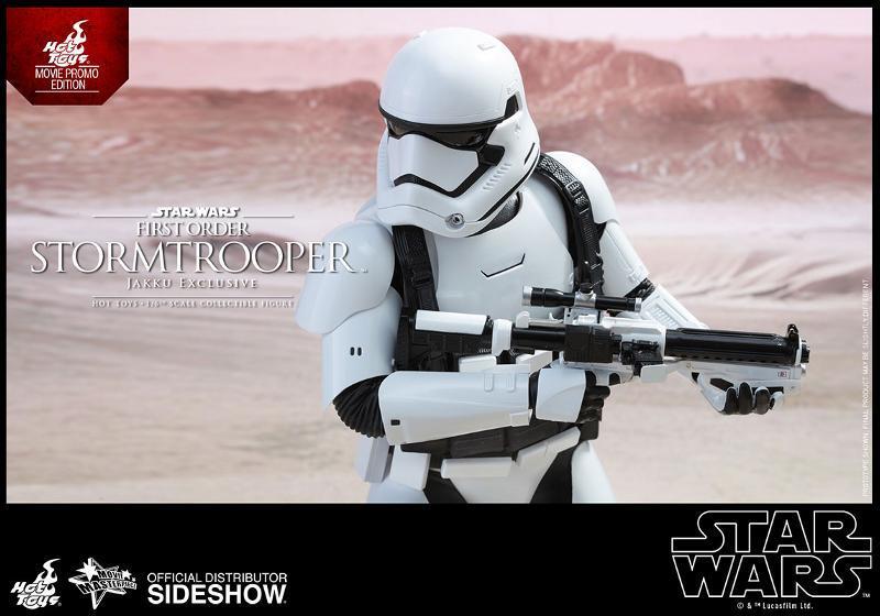 Hot Toys Star Wars First Order Stormtrooper Jakku Exclusive Stormt30