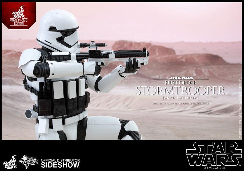 Hot Toys Star Wars First Order Stormtrooper Jakku Exclusive Stormt31