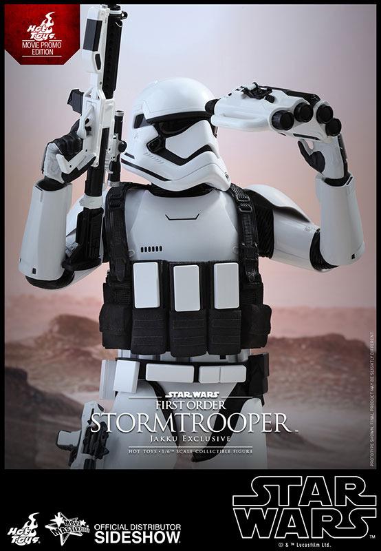 Hot Toys Star Wars First Order Stormtrooper Jakku Exclusive Stormt33