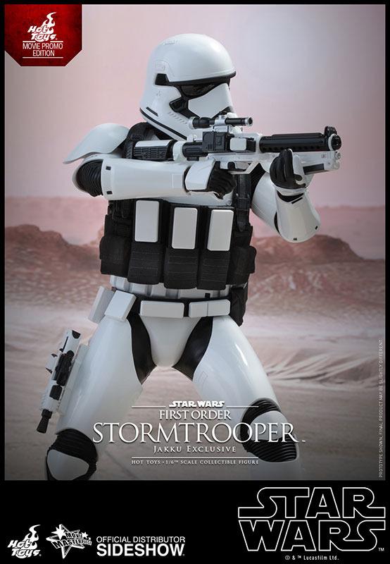 Hot Toys Star Wars First Order Stormtrooper Jakku Exclusive Stormt34