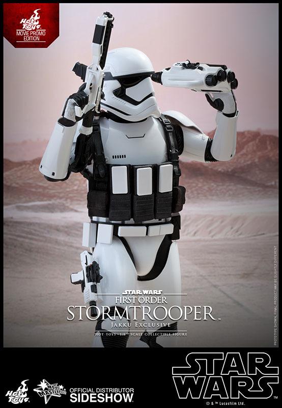 Hot Toys Star Wars First Order Stormtrooper Jakku Exclusive Stormt36