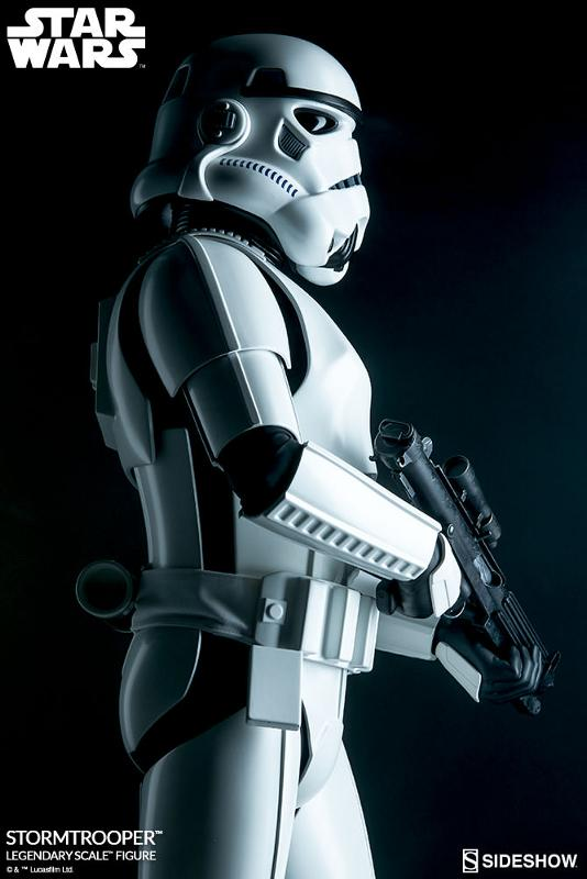 Sideshow Collectibles - Stormtrooper Legendary Scale Figure Stormt42