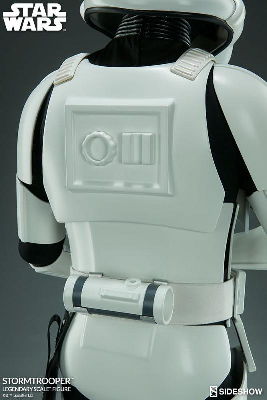 Sideshow Collectibles - Stormtrooper Legendary Scale Figure Stormt48