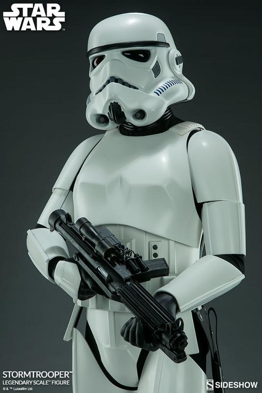 Sideshow Collectibles - Stormtrooper Legendary Scale Figure Stormt49