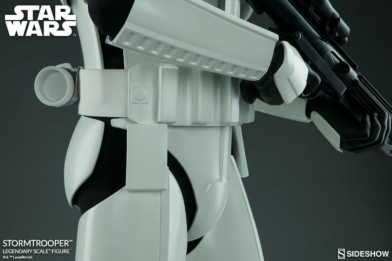 Sideshow Collectibles - Stormtrooper Legendary Scale Figure Stormt53